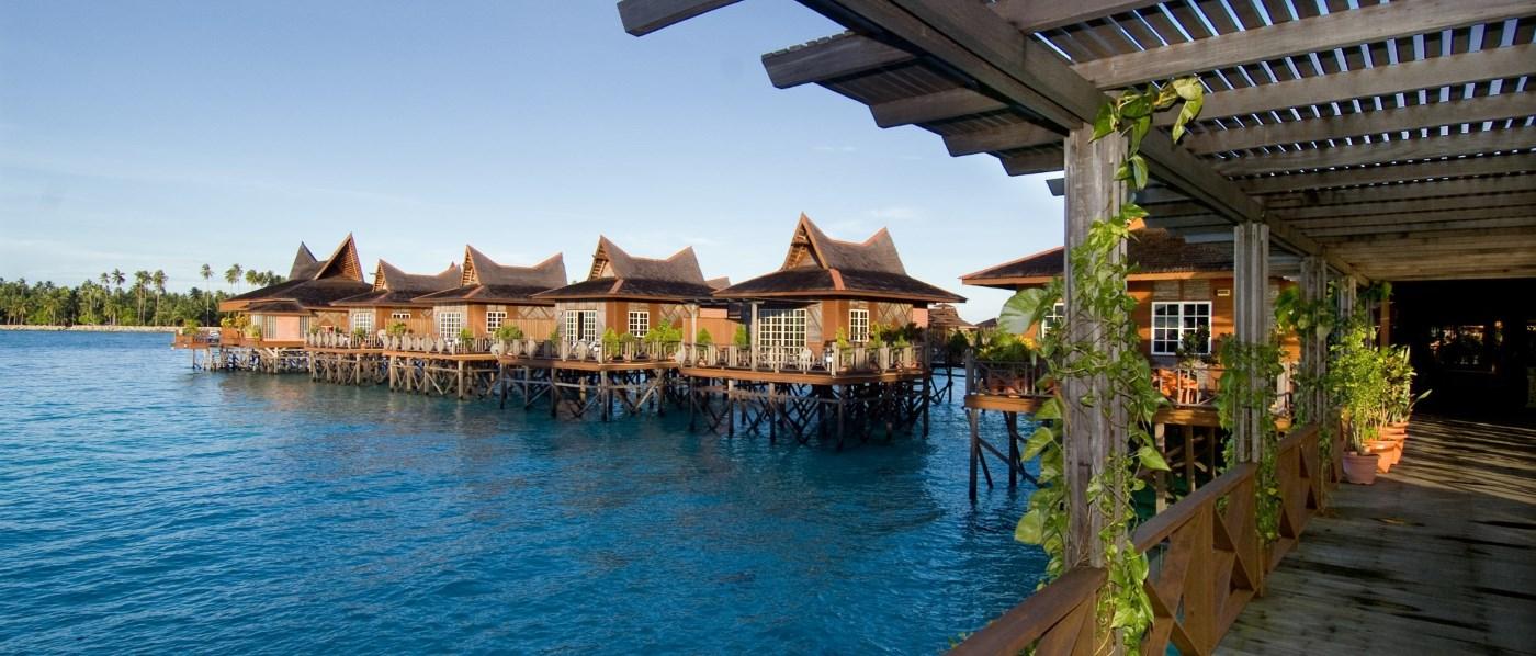 Mabul Island Resort: Mabul Water Bungalows