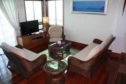 Borneo Villa Suite Bungalow.
