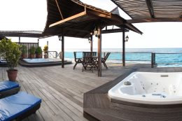 Royale Villa Suite Balcony.