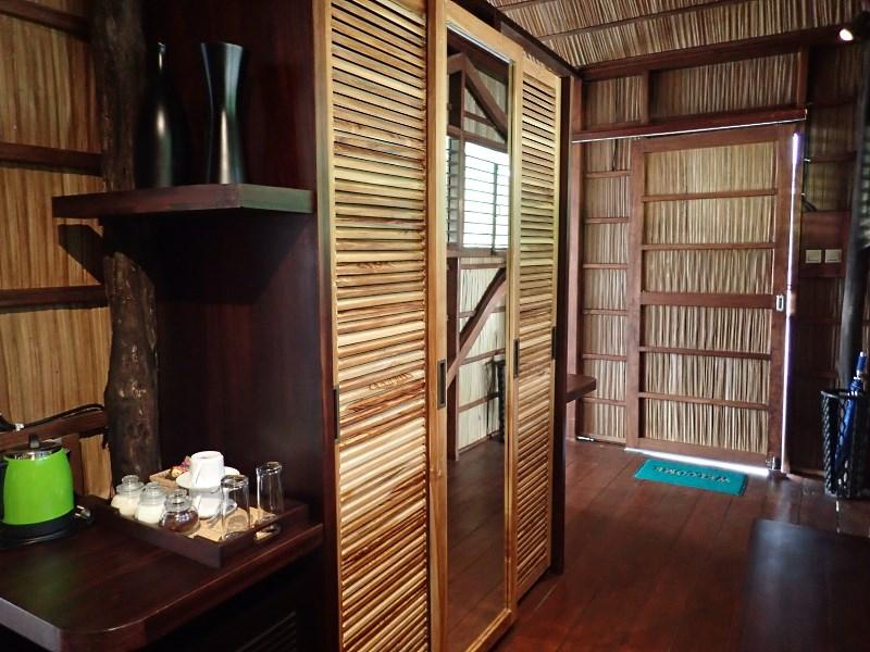 Deluxe Room interior.