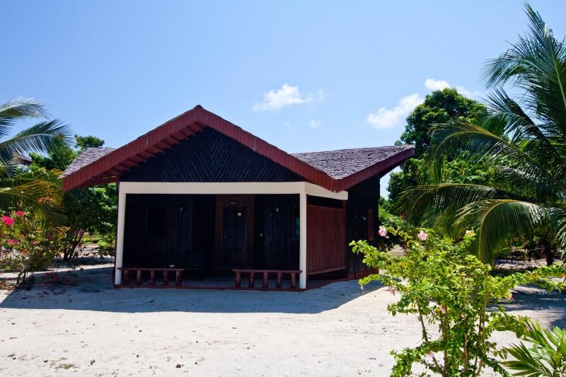 Hexa Villa exterior view.