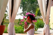 Unwind from a long day of diving at Jamu Spa.