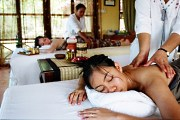 Let the stresses melt away from a deep massage.