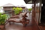 Deluxe Cottage balcony