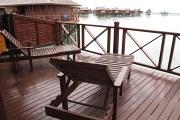 Standard Cottage balcony