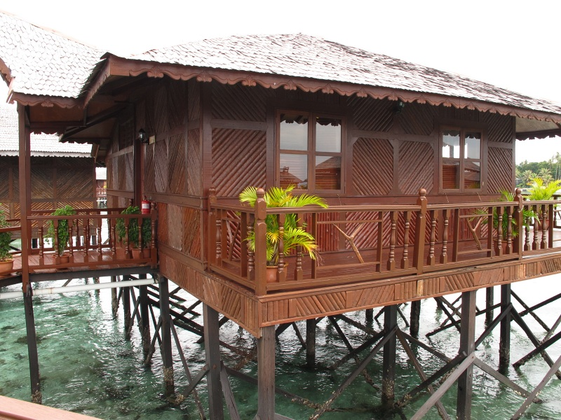 Deluxe Cottage.