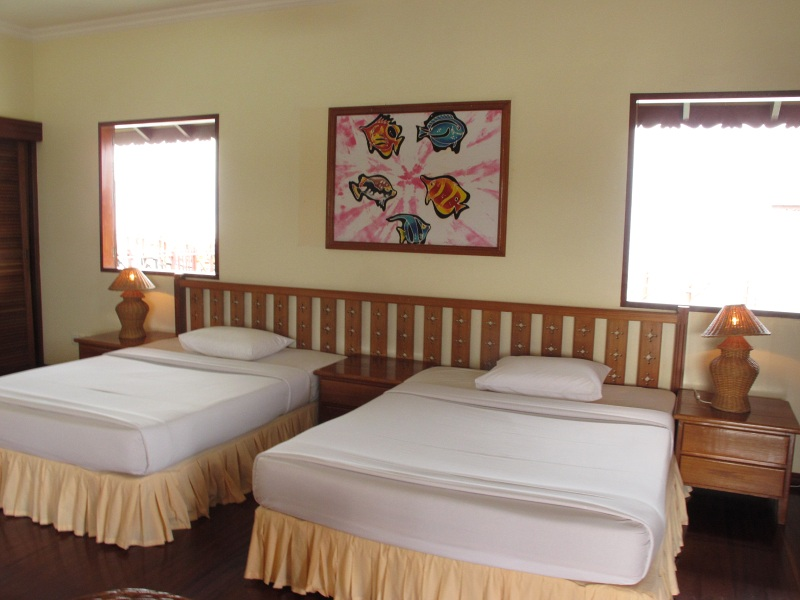 Grand Deluxe Cottage room.