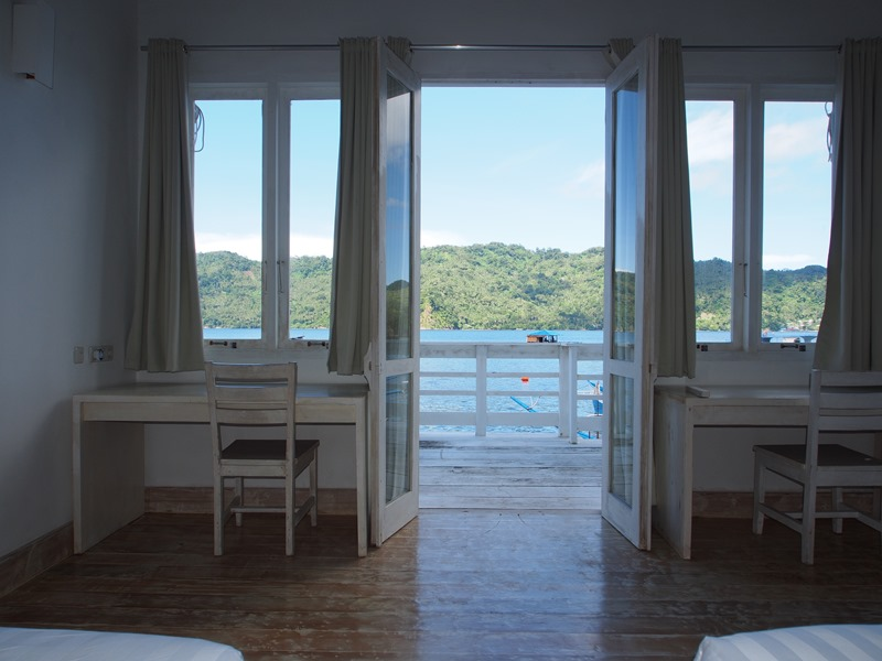 Beach View Room